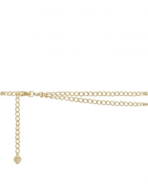 LAYER CHAIN BELT GOLD