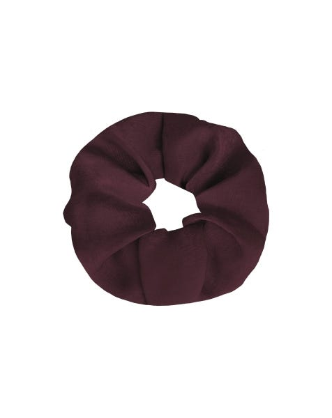 GIGI SCRUNCHIE DEEP RED