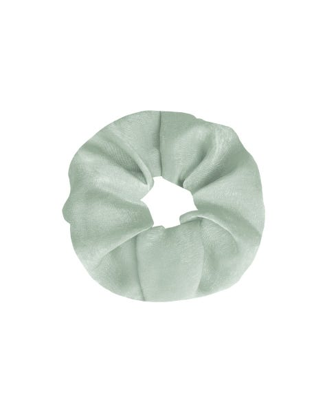GIGI SCRUNCHIE GREEN