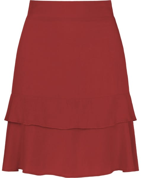 JOLIE SKIRT RED