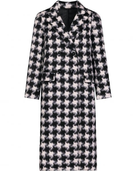 PIED DE POULE LONG JACKET