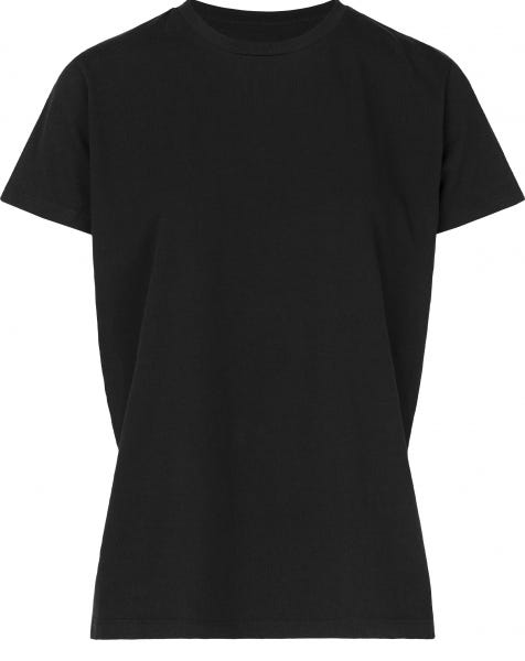 GIRLS GIRLS GIRLS TEE BLACK