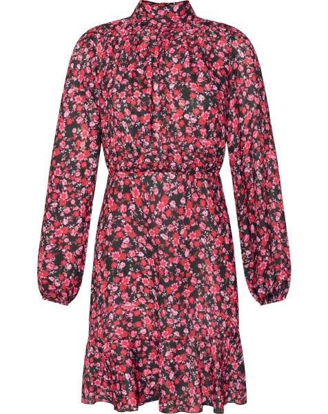GINA ROSES DRESS BLACK