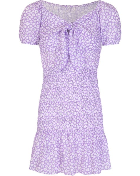 KATY DRESS LILA