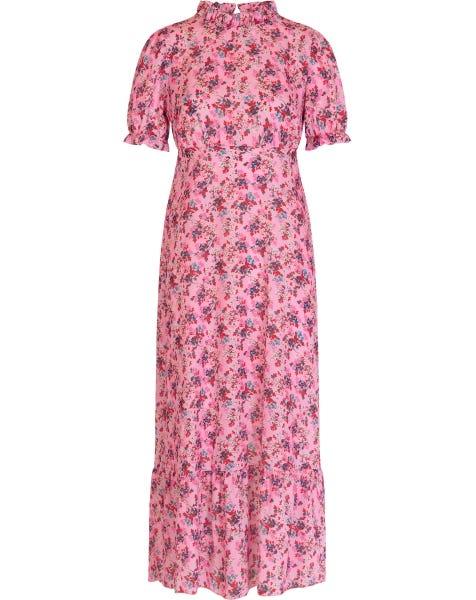 FLO MAXI DRESS PINK