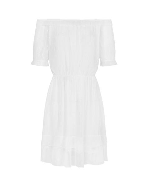SISSY DRESS WHITE