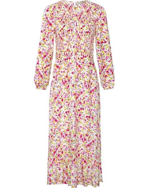 FLORA MAXI DRESS PINK