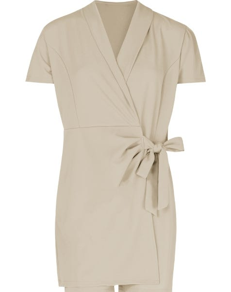 EMY PLAYSUIT SAND