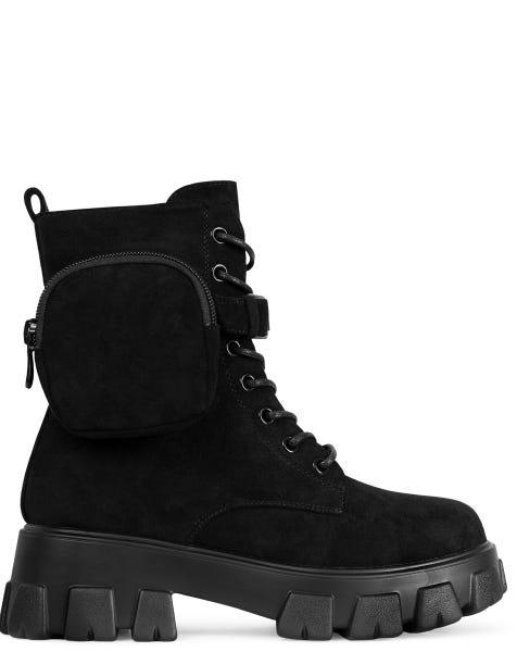 ROSA BOOTS BLACK