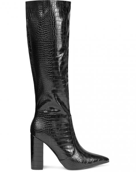 AUDRINA BOOTS BLACK