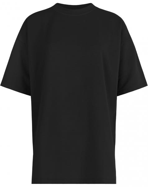 OVERSIZED TSHIRT BLACK