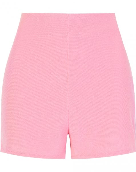 TERRY CLOTH SHORTS PINK