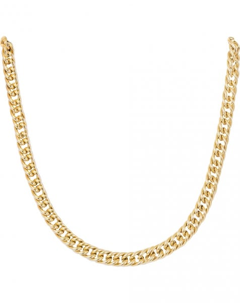 GOAL DIGGER NECKLACE GOLD