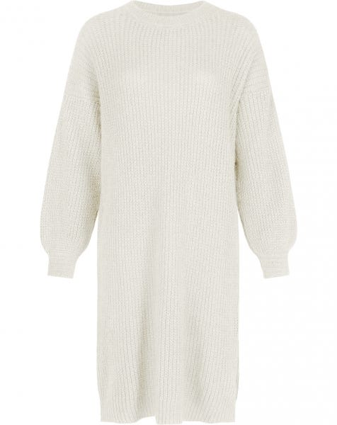 JOAN KNIT DRESS CREAM
