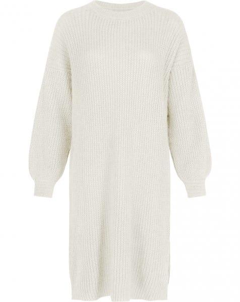 JOAN KNIT DRESS CREAM