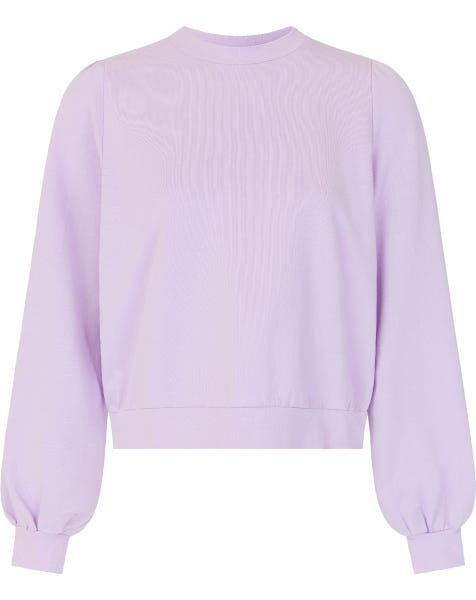 CHELSEA SWEATER LILA