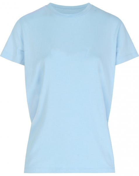 PERFECT BASIC TEE BABYBLUE