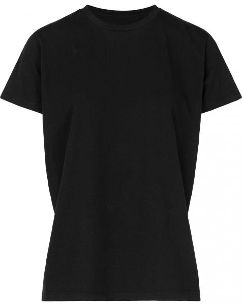 PERFECT BASIC TEE BLACK