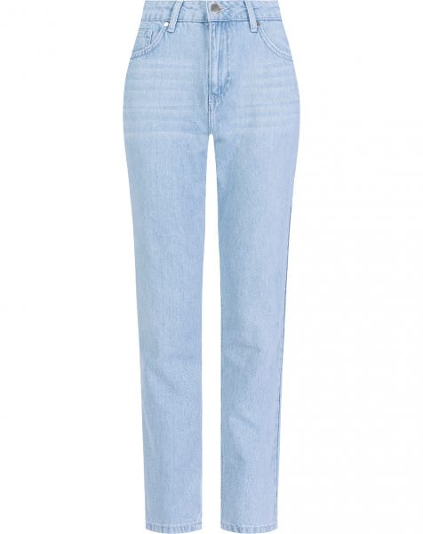 MW MOM JEANS LIGHTBLUE