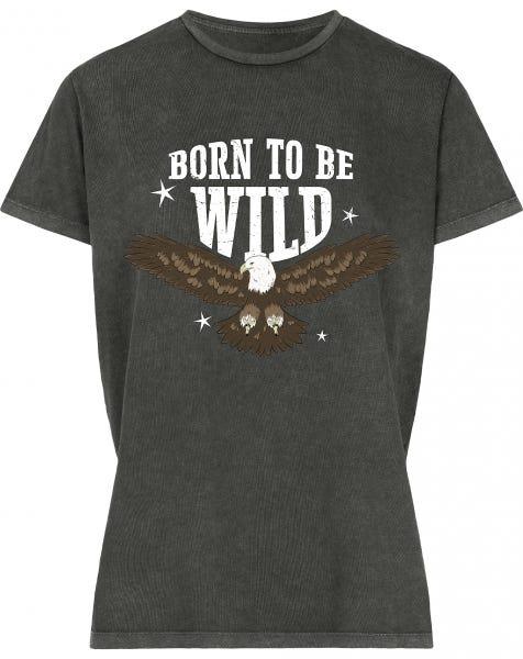 BORN TO BE WILD TEE
