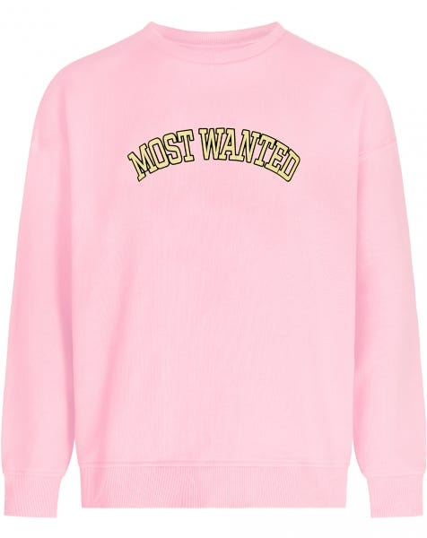 MOST WANTED SWEATER PINK