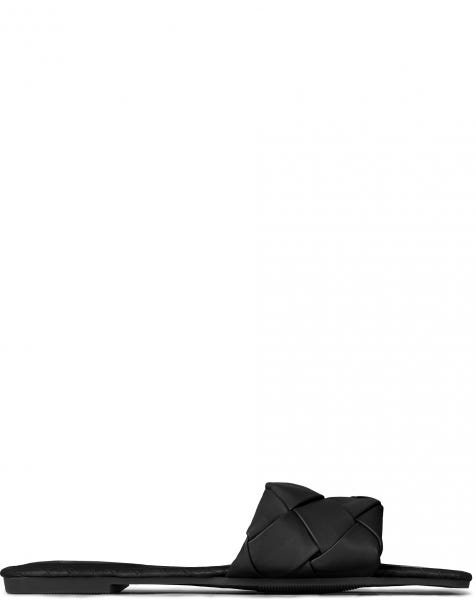 NONA SLIPPERS BLACK