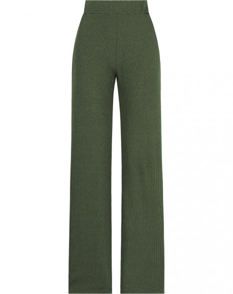 GRACE WIDE PANTS ARMY