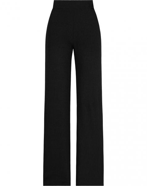 GRACE WIDE PANTS BLACK