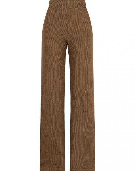 GRACE WIDE PANTS CAMEL