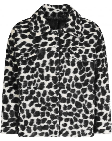 BLACK CHEETA JACKET