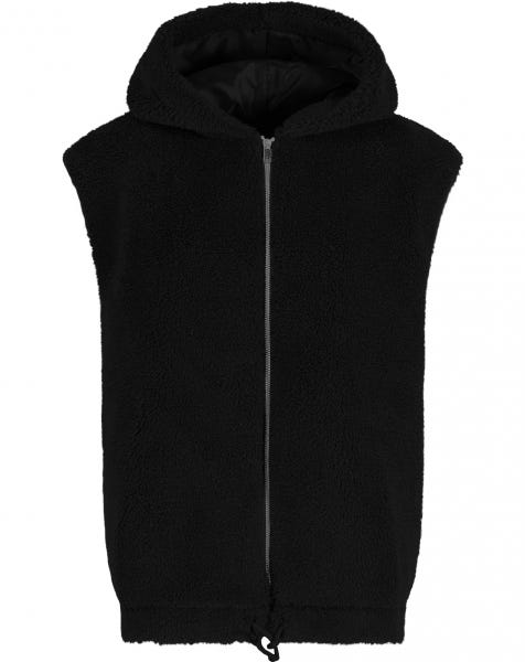BODY WARMER BLACK
